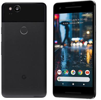 "Smartphone 5"" Google Pixel 2 - FHD, Snapdragon 835, RAM 4 Go, ROM 64 Go (Via Coupon Vendeur)"