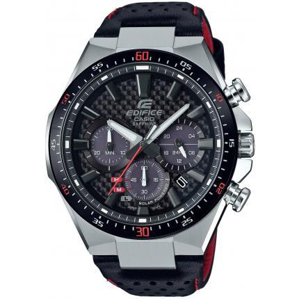Montre analogique chronographe solaire Casio Edifice EFS-S520