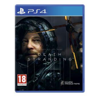 [Précommande - Adhérents] Death Stranding sur PS4 + porte-carte offert (+10€ sur le compte fidélité)
