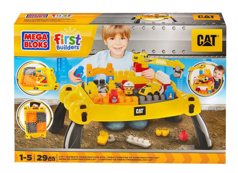 Jusqu'à 40% de réduction sur une sélection de jouets - Ex :  Table de construction mega bloks
