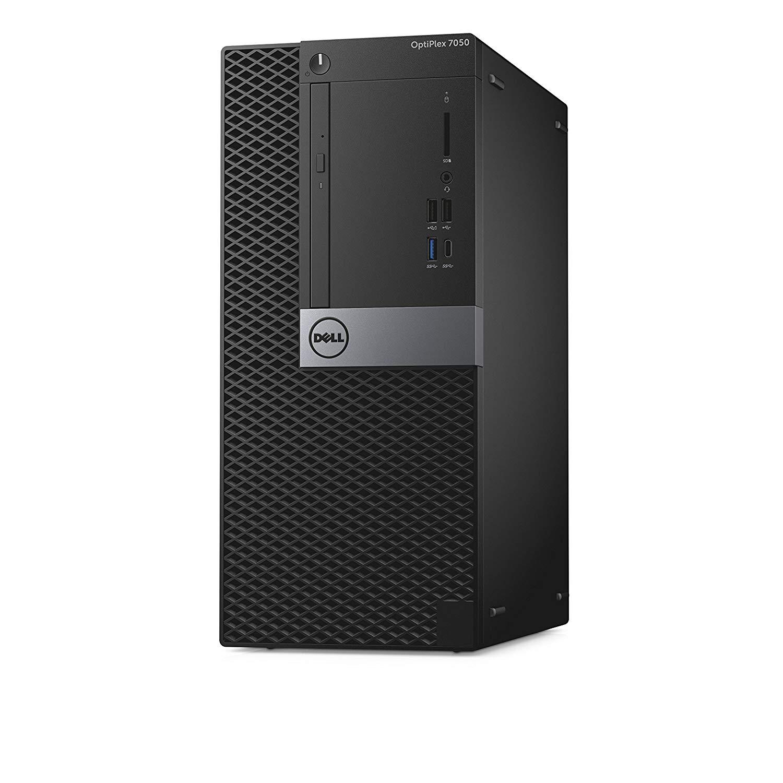 PC Dell OptiPlex 7070 MT - i7-9700, RAM 16Go, SSD 512 Go, Windows 10 Pro