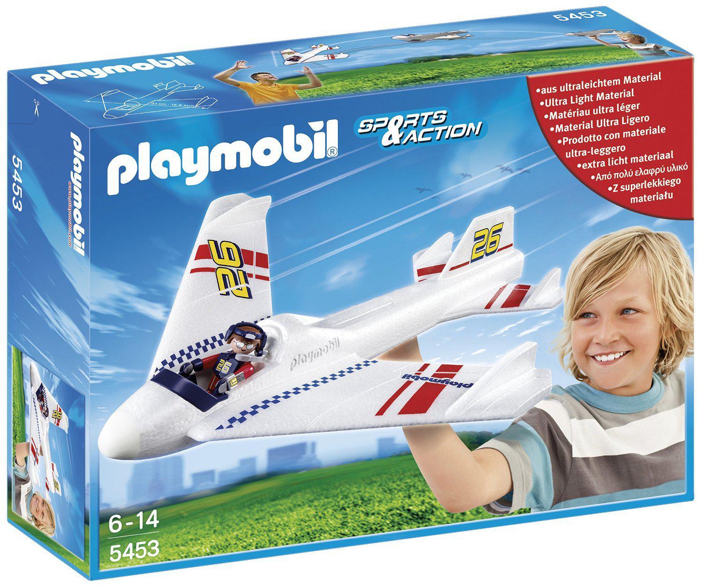 Planeur turbo Playmobil 5453