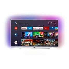 "TV 55"" Philips 55PUS7304 - 4K UHD, Ambilight 3 côtés, Android TV"