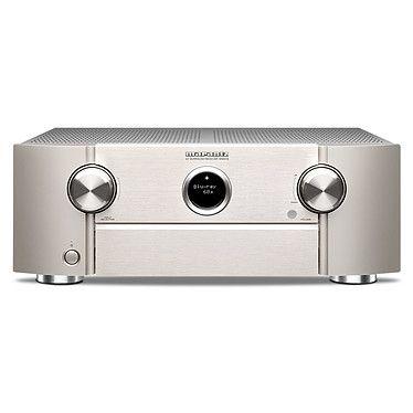 Ampli Home Cinéma 9.2 Marantz SR6013 - Dolby Atmos, WiFi - Silver Gold