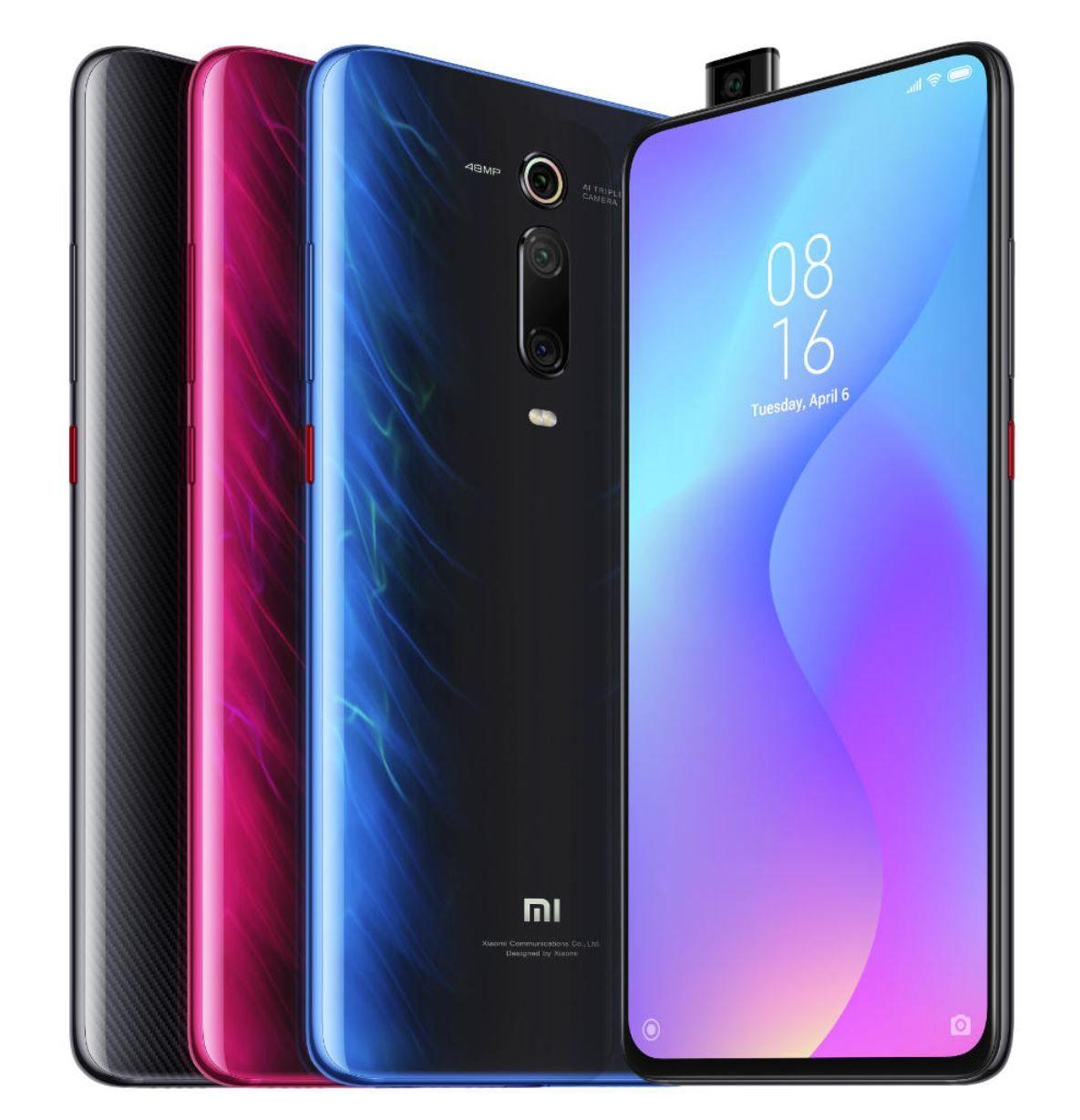 "Smartphone 6.39"" Xiaomi Mi 9T Pro - 128Go ROM, 6Go RAM, 4G (Sans B28)"