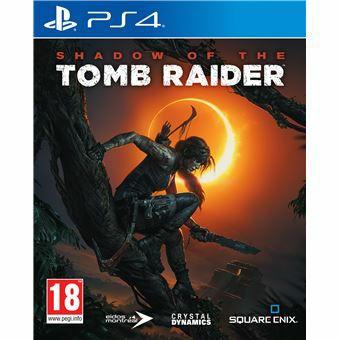 Jeu Shadow of The Tomb Raider + Mini Guide Digital sur PS4