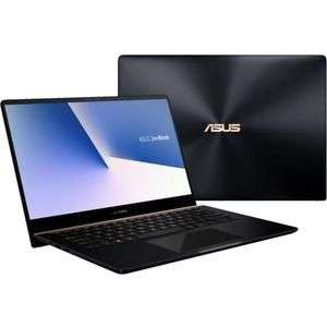 "PC portable ASUS Zenbook pro 14"" full HD UX450FD-BE072T - i5-8265U, GTX-1050 (2 Go), 8 Go de RAM, 512 Go en SSD, Win10 (Offre spéciale 846€)"