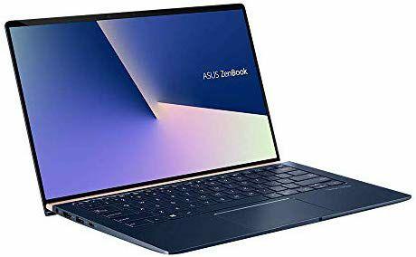 """PC Portable 14"""" Asus ZenBook 14 UX433FN 90NB0JQ2-M04820 - i7-8565U, 16 Go de Ram, Disque Dur SSD 512 Go, GeForce MX150"""