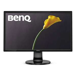 "Ecran PC 24"" BenQ GL2460BH - Full HD, Dalle TN, 1 ms"