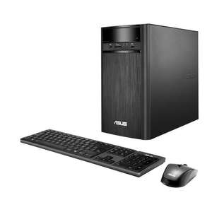 PC de Bureau Asus F31AD-FR003T (i5-4460S 2.9 GHz, Intel HD Graphics 4600, HDD 1 To, RAM 4 Go) + Clavier AZERTY + Souris sans fil