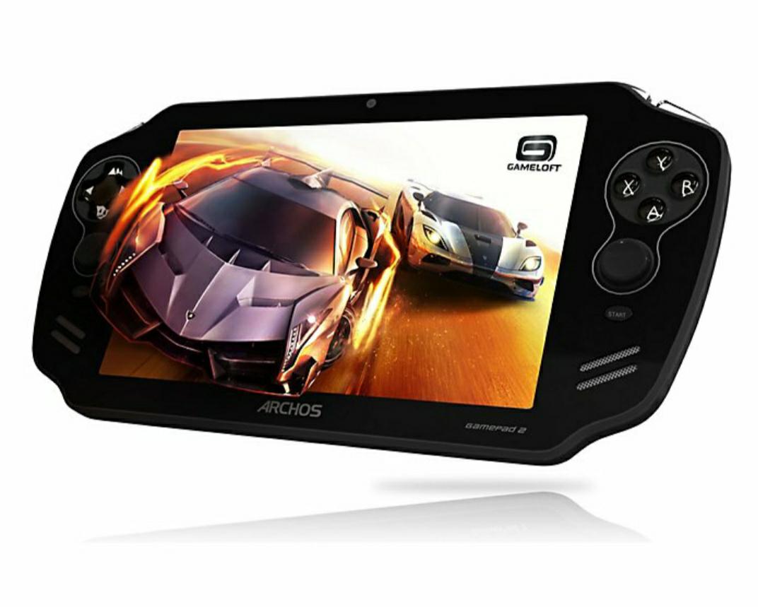"""Tablette 7"""" Archos GamePad 2 - 16 Go ROM, 2 Go RAM (Reconditionné)"""