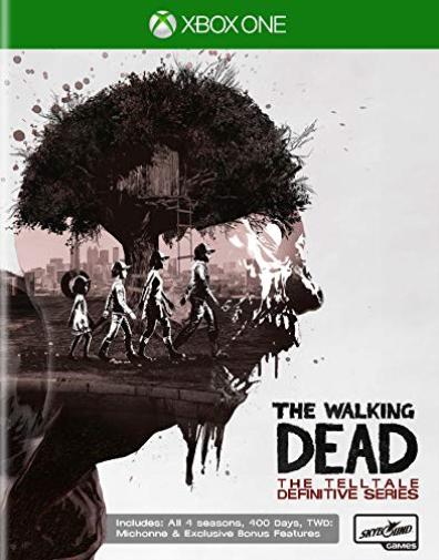 The Walking Dead - The Telltale Definitive Series sur Xbox One (Saison 1) - Import UK