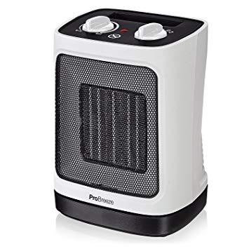 Mini radiateur soufflant Pro Breeze PB-H01-EU - 2000 W, 57 dB (Vendeur tiers)
