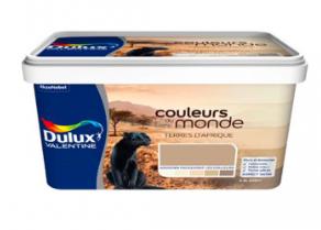 Peinture couleurs du monde Dulux Valentine Terres d'Afrique - 2.5L  (colordeco.fr)