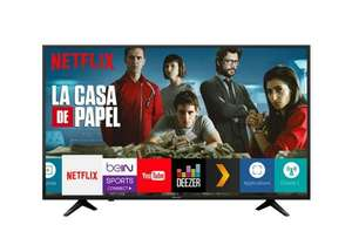 """TV 50"""" Hisense H50A6140 - LED, 4K UHD, HDR, Smart TV"""