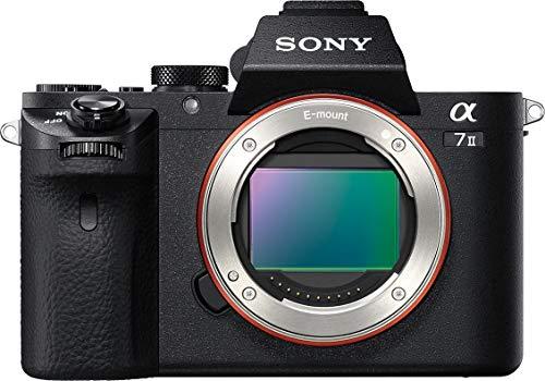 Appareil photo numérique Hybride Sony Alpha 7 II - Boîtier Nu