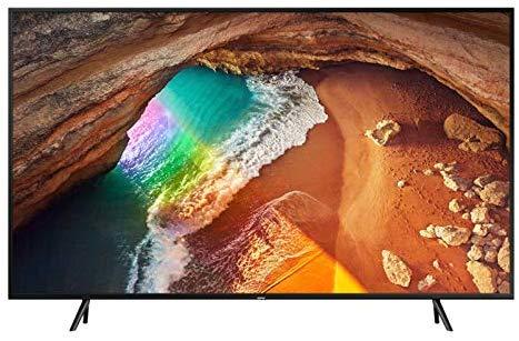 "TV QLED 55"" Samsung QE55Q60RATXZT Série Q60R (2019) - Smart TV, Ultra HD 4K, Wi-Fi, Noir"