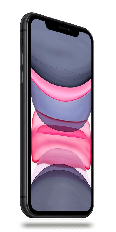 """Smartphone 6.1"""" Apple IPhone 11 - 64 Go (via ODR de 50€)"""