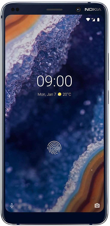 """Smartphone 5.99"""" Nokia 9 Pureview - 6 Go de RAM, 128 Go de ROM (Frais de port inclus)"""