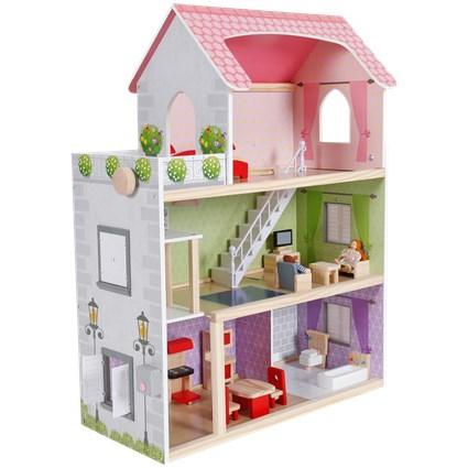 Maison de poupées en bois Mini Matters Tooys