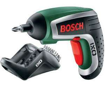 Tournevis sans fil Bosch IXO IV avec 32 pièces de vissage