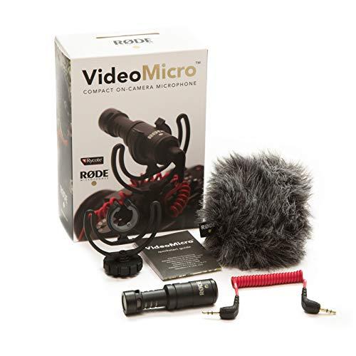 Microphone compact Rode VideoMicro