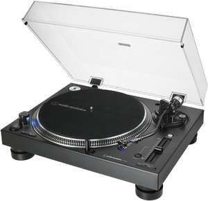 Platine vinyle DJ Audio Technica AT-LP140XP - noir, via ODR de 40€ (vendeur tiers)
