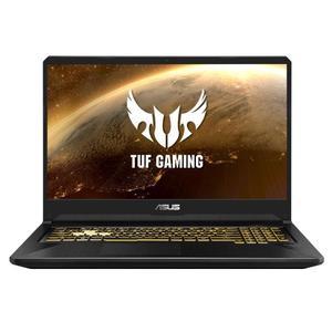 "PC Portable 17.3"" Asus TUF765DU-AU081T - FHD, Ryzen 7-3750H, RAM 16Go, 512Go SSD, GTX1660Ti 6G + Windows 10"