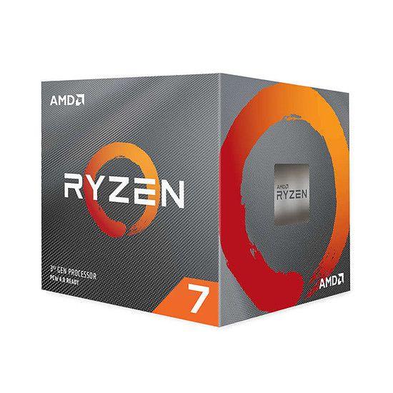 Processeur AMD Ryzen 7 3700X - Socket AM4 (vendeur tiers)