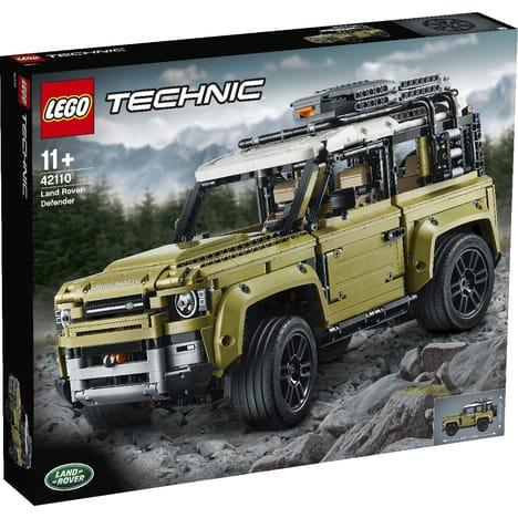 Jeu de constriction Lego Technic - Land Rover Defender 42110