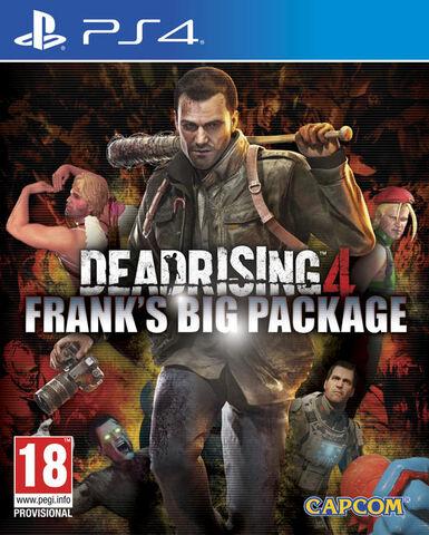 Dead Rising 4 Frank's Big Package sur PS4