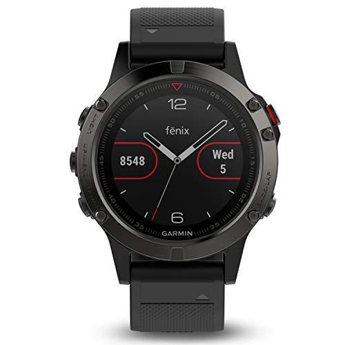 Montre GPS Multisports Garmin Fenix 5 - Taille 47mm