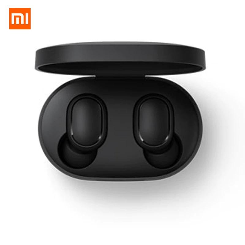 Écouteurs Intra-auriculaires Xiaomi Redmi Airdots - Noir, Bluetooth 5.0
