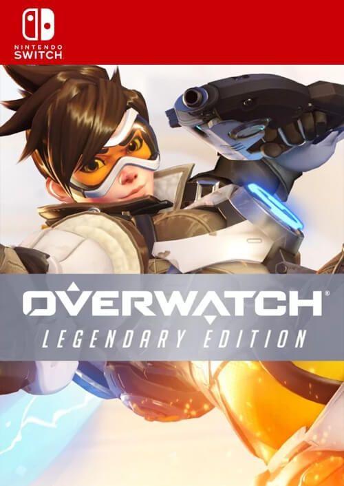 [Précommande] Overwatch Legendary Edition Sur Nintendo Switch (Dématérialisé)