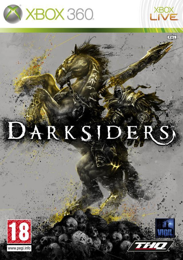 Sélection de jeux Xbox en promo - Ex : Darksiders 1