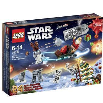Calendrier de L'Avent Lego Star Wars 75097