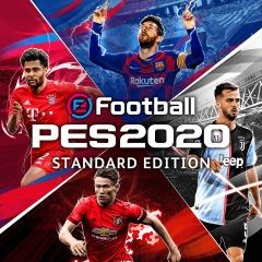 eFootball PES 2020 Standard Edition PS4  (Dématérialisé)