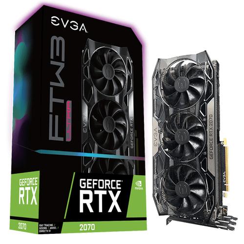 Carte graphique EVGA GeForce RTX 2070 - 8 Go GDDR6 (grooves-inc.fr)