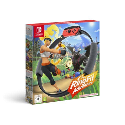 [Précommande / Adhérents] Ring Fit Adventure Nintendo Switch + 10€ sur le compte fidélité