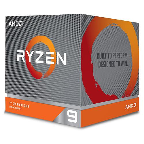 Processeur AMD Ryzen 9 3900X Wraith Prism LED RGB (3.8 GHz) + 3 mois de Xbox Game Pass + 2 jeux PC offerts - démat. (548.95€ via SOBIG)