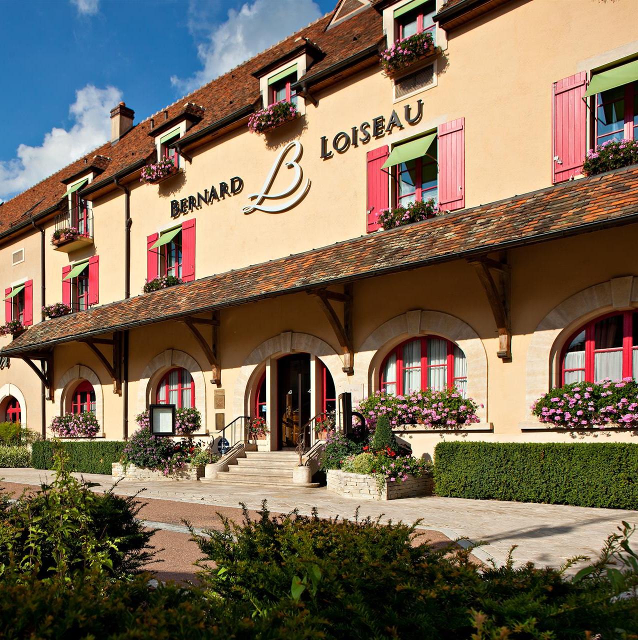 Une nuit pour deux au Relais 5* Bernard Loiseau en Bourgogne, petit-déjeuner, menu au restaurant Loiseau des Sens et accès illimité au spa
