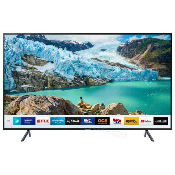 "TV 55"" Samsung UE55RU7172 - 4K UHD, LED, Smart TV"
