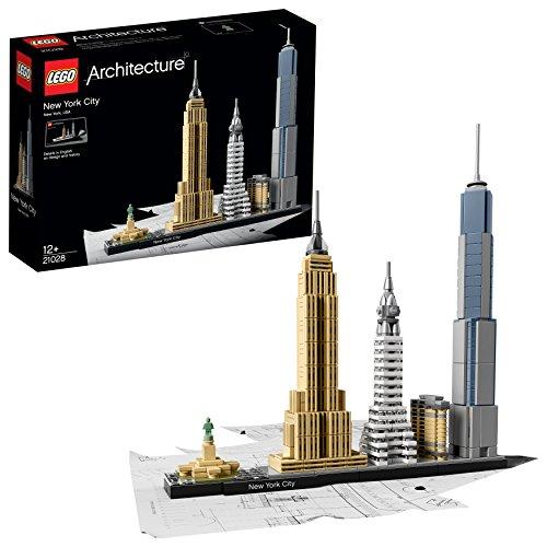 LEGO Architecture - New York - 21028