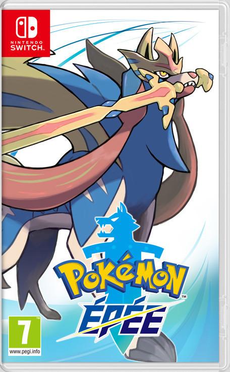 [CDAV] Précommande : Pokémon - Bouclier ou Épée sur Nintendo Switch