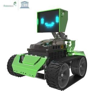 Jouet robot éducatif programmable Robobloq Qoopers