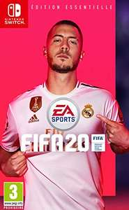 FIFA 20 sur Nintendo Switch