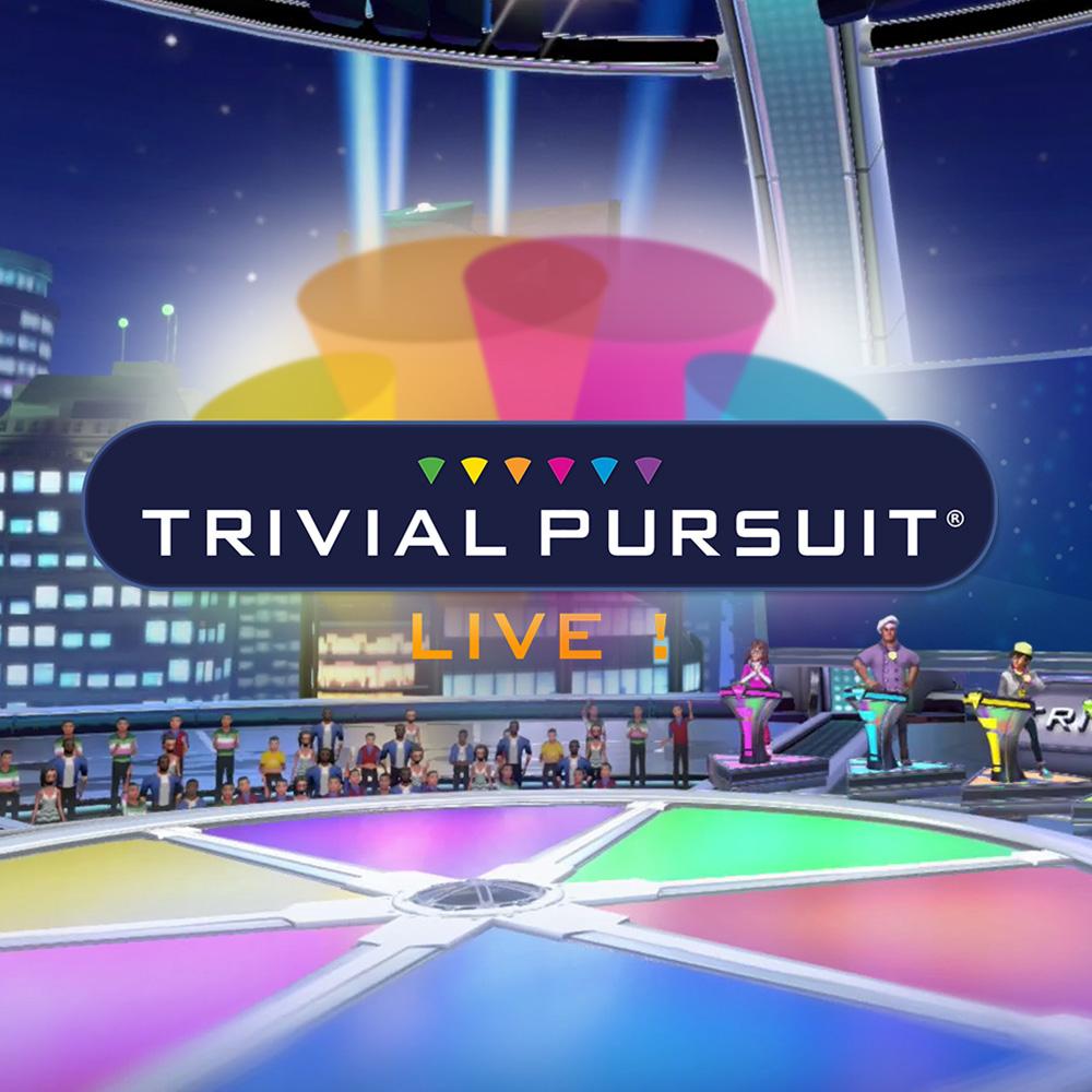 Trivial Pursuit Live! sur Nintendo Switch (dématérialisé)