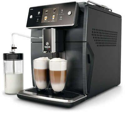 Machine à café broyeur automatique Philips Saeco Xelsis SM7684/00