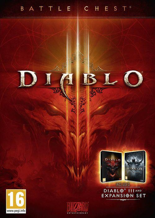 Diablo III 3 Battle Chest sur PC (Dématérialisé - Battle.net)