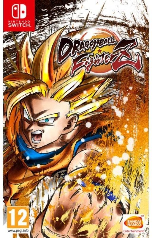 Dragon Ball: FighterZ sur Switch